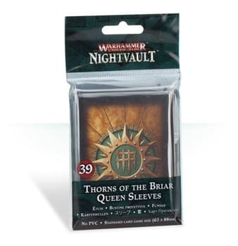 Warhammer: Thorns Of The Briar Queen Sleeves