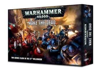 Warhammer 40000: Wake The Dead (english)