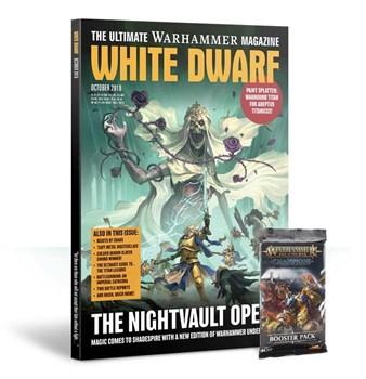White  Dwarf October 2018 (english)