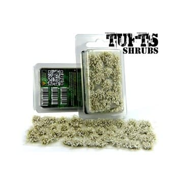 Shrubs TUFTS - WHITE