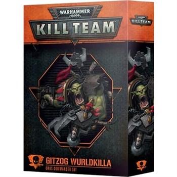 Kill Team: Commander: Gitzog Wurldkilla (eng)