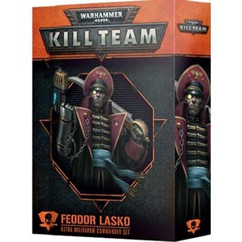 Kill Team: Commander: Feodor Lasko (eng)