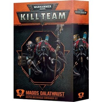 Kill Team: Commander: Magos Dalathrust (eng)