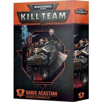 Kill Team: Commander: Gaius Acastian (eng)