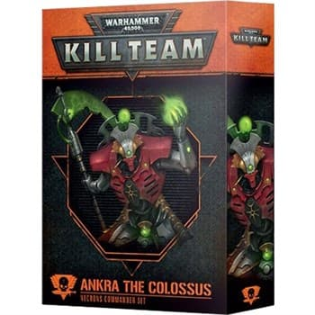 Kill Team: Commander: Ankra The Colossus (eng)