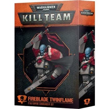 Kill Team: Commander: Fireblade Twinflame (eng)
