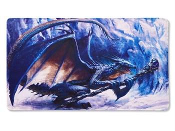 Игровое поле Dragon Shield - Sapphire - Roiin & Royenna