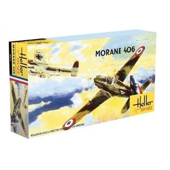 Самолёт Morane 406  (1:72)