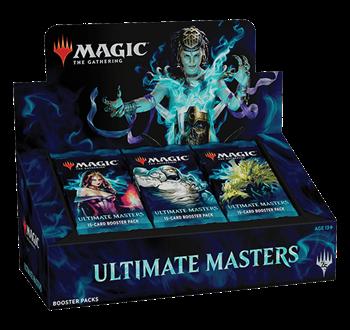 Дисплей Ultimate Masters