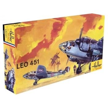 Самолёт LEO 451  (1:72)
