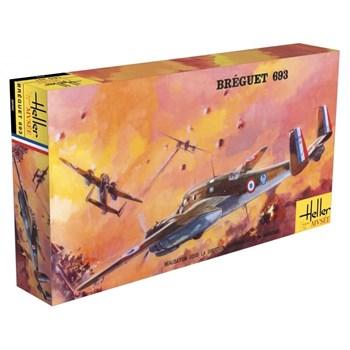 Самолёт Breguet 693  (1:72)