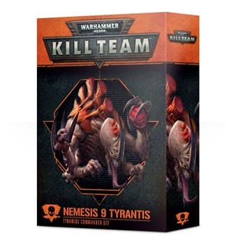 Kill Team Commander: Nemesis 9 Tyrantis (eng)