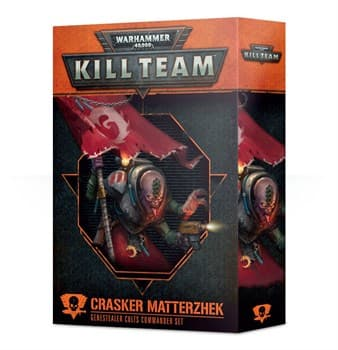 Kill Team Commander: Craskep Matterzhek (eng)