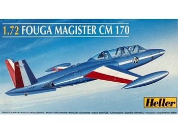 Самолет  Мажистер СМ 170 (1:72)