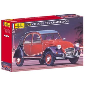Citroën 2cv Charleston (1:24)