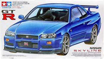 1/24 Nissan Skyline GT-R V-spec R34