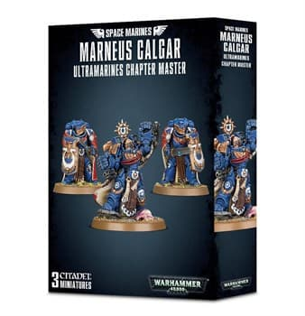 Marneus Calgar: Ultra Marines Chapter Master