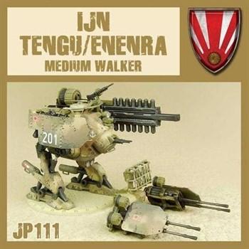 Tengu/Enenra Medium Walker (собран и загрунтован) Тенгу / Энэнра средний шагатель