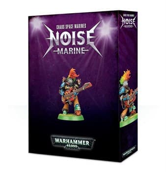Chaos Space Marine Noise Marine