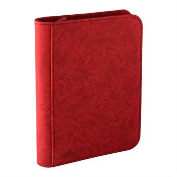Blackfire 4-Pocket Premium Album - Red