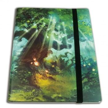 Альбом Blackfire c 20 встроенными листами 3х3 - Forest