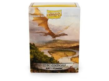 Протекторы Dragon Shield - The Oxbow (100 шт.)