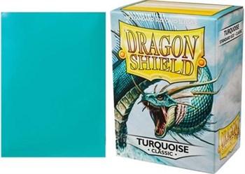 Протекторы Dragon Shield бирюзовые (100 шт.)