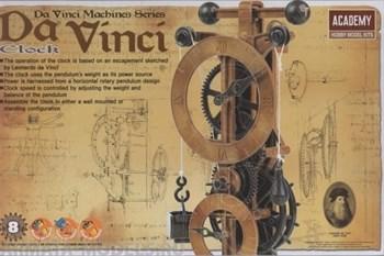 Часы  Da Vinci Clock