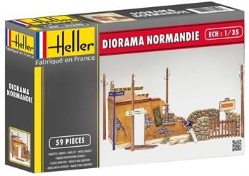Наборы для диорам DIORAMA NORMANDIE  (1:35)