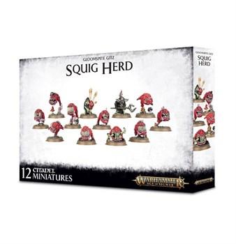 Squig Herd Age of Sigmar