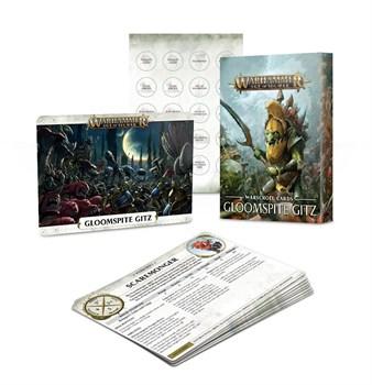 Warscroll Cards: Gloomspite Gitz (eng)