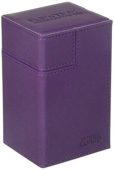Flip'n'Tray Deck Case 80+  XenoSkin Purple