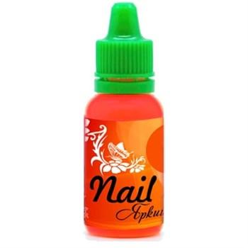 Краска для ногтей Nail Art — Яркий оранжевый 15мл
