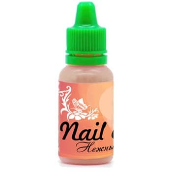 Краска для ногтей Nail Art — Нежный телесный 15мл