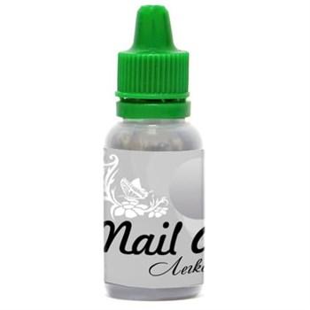 Краска для ногтей Nail Art — Лёгкое серебро15мл