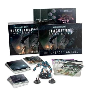 Blackstone Fortress: The Dreaded Ambull Eng