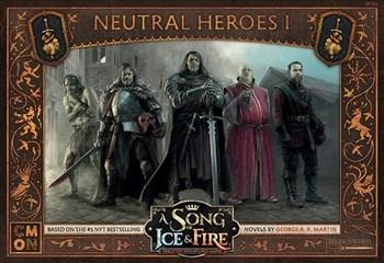 """Песнь Льда и Огня: Набор """"Нейтральные герои I"""" (NEUTRAL HEROES BOX 1)"""