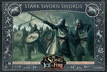 """Песнь Льда и Огня: Набор """"Верные мечи Старков"""" (STARK SWORN SWORDS)"""