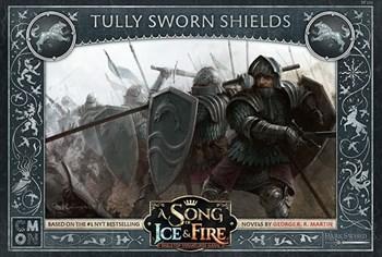 """Песнь Льда и Огня: Набор """"Верные щиты Талли"""" (TULLY SWORN SHIELDS)"""