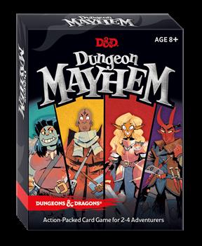 D&D Dungeon: Mayhem