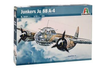Самолет Junkers Ju 88 A-4 (1:72)