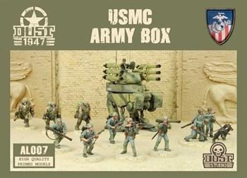 USMC ARMY BOX