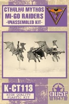 MI-GO RAIDERS (не собран и не окрашен) Налетчики Ми-го