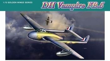Самолёт DH Vampire FB.5  (1:72)