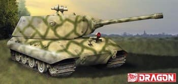 """Танк  E-100 Heavy Tank """"Nachtjager""""  (1:35)"""