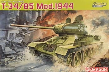 T-34/85 Mod.1944  (1:35)