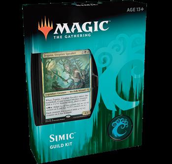 Выбор Равники: Гильдейский набор (Ravnica Allegiance: Guild kit) — Симик