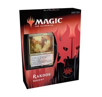 Выбор Равники: Гильдейский набор (Ravnica Allegiance: Guild kit) — Ракдос