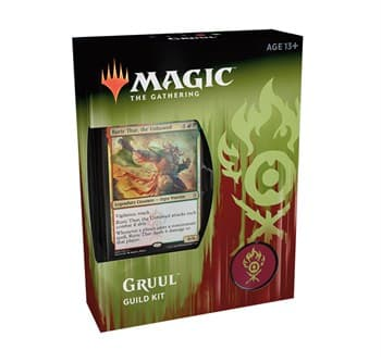 Выбор Равники: Гильдейский набор (Ravnica Allegiance: Guild kit)— Груул