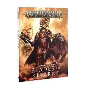 Battletome: Blades Of Khorne (hb) (eng)